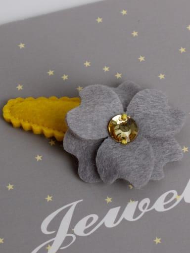 Flower Flipper Hair clip
