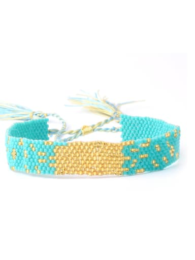 Bohemia Style Tassel Woven Fashion Bracelet