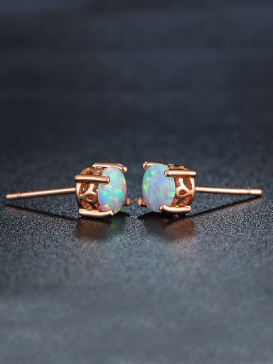 Crown Shaped stud Earring