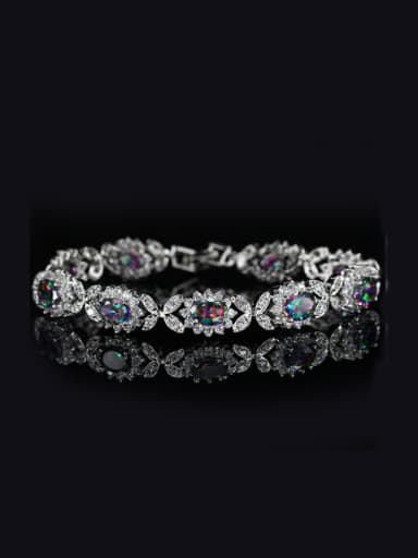 Luxury Retro Copper Bracelet