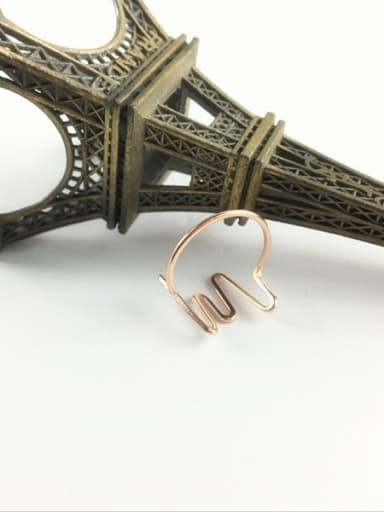 Fashion Personality Irregular Women Ring