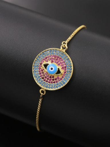 Turquoise Adjustable Bracelet