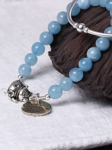 Sweet and Lovely Handmade Fortune Cat Bracelet