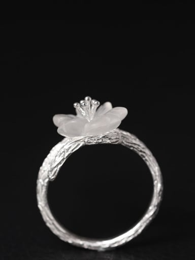Flower -shape High Quality Women Ring