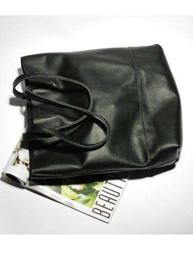 Classic big tote bag vintage shoulder bag