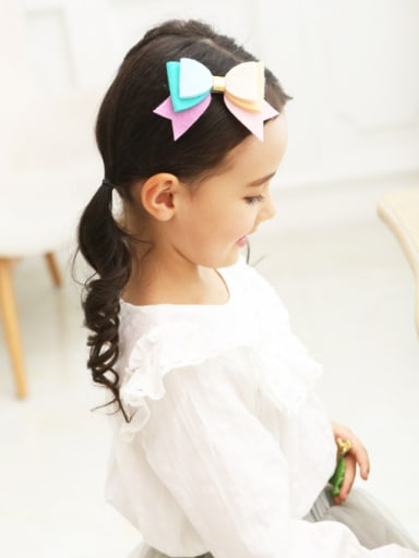 Colorful Butterfly Hair clip