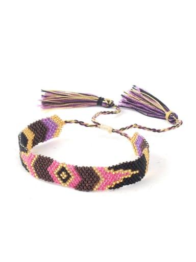 Bohemia National Style Woven Bracelet