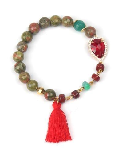 Bohemia Western Style Tassel Accessories Bracelets