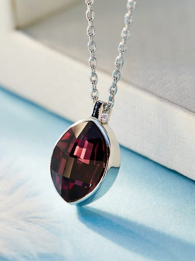 2018 Swarovski Crystal Necklace