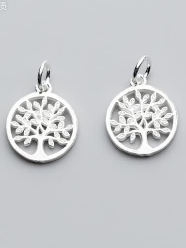 925 Sterling Silver With Silver Plated Dream tree