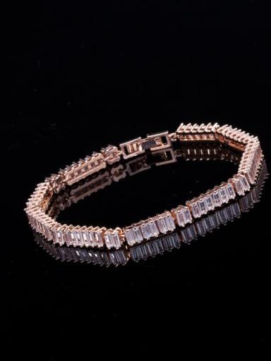 Simple Style Wedding Three Pieces Jewelry Set