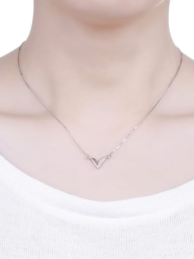 V Shape Necklace