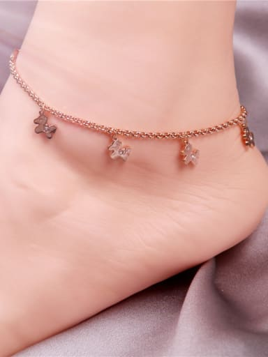 Small Horse Accessories Fashion Anklet