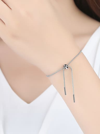 New minimalist style multicolored telescopic Bracelet