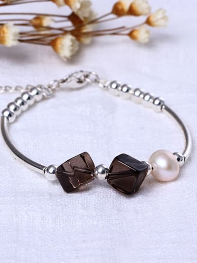 Simple Style Temperament Women Bracelet