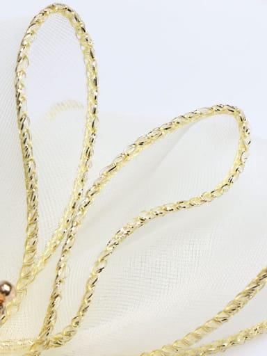 Kid's Hair Accessories: children crown organza bow hairpin