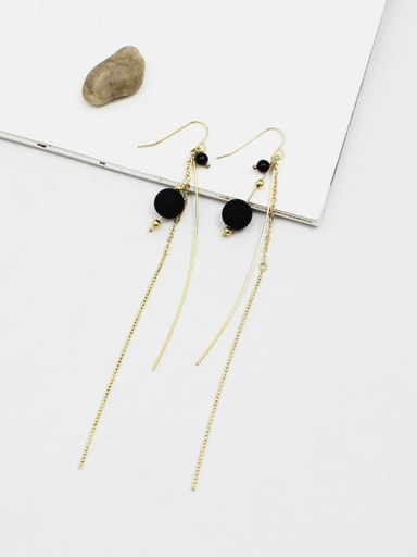 Exquisite 16K Gold Plated Geometric Ear Lines
