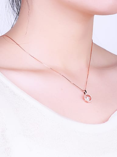 2018 Fashion Zircon Necklace