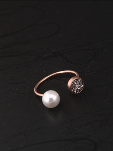 Simple and Stylish Opening Ring