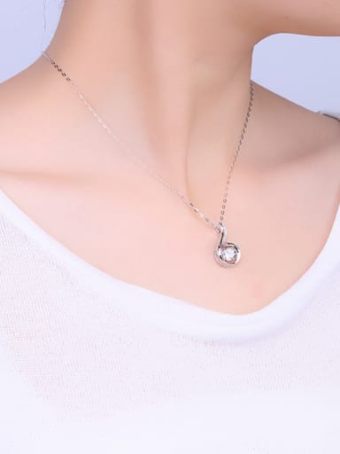 """Number """"6"""" Necklace"""