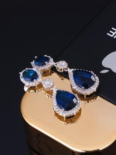 Fashion Wedding Drop Chandelier earring
