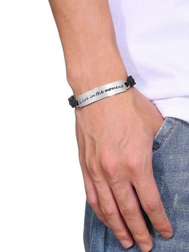 Stainless Steel With Bracelets