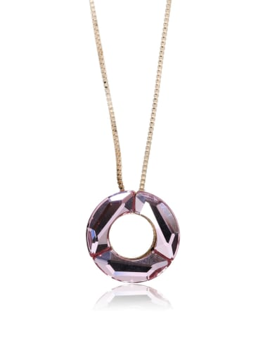 Alien Crystal Ring Swarovski element crystal necklace