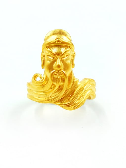 Neayou Men Exquisite Chinese Elements Ring