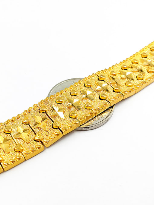 Neayou Exquisite Geometric Shaped Men Bracelet 3