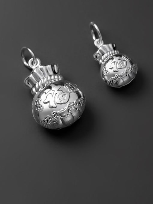 FAN 925 Sterling Silver Ball Charm