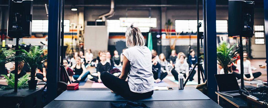 Yoga Class Experience