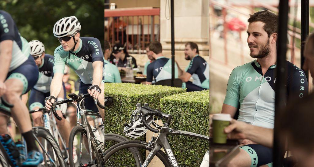 Tomoro Cycling Kit 3