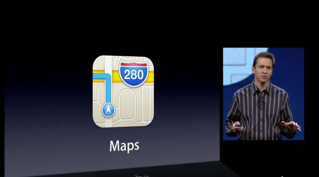 Scott Forstall Launches Apple Maps