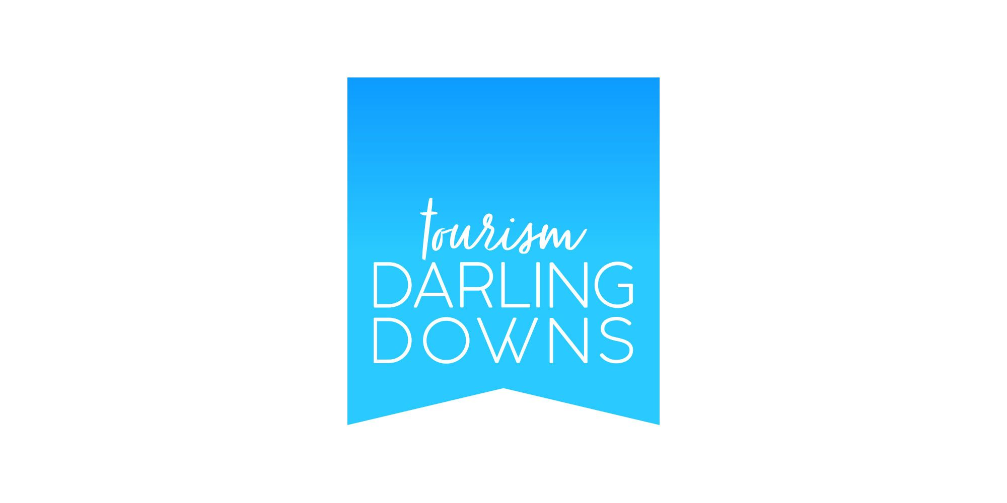 Tourism Darling Downs Logo