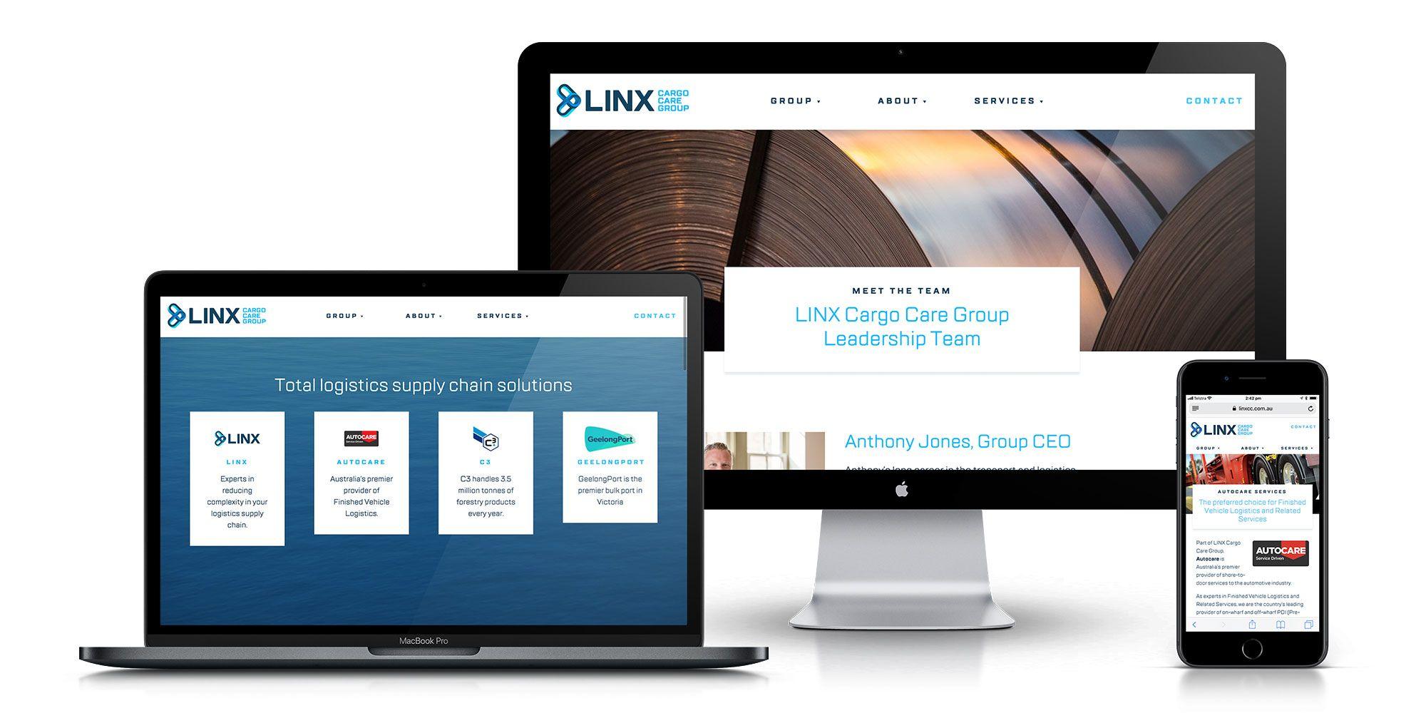 LINX Website Designs