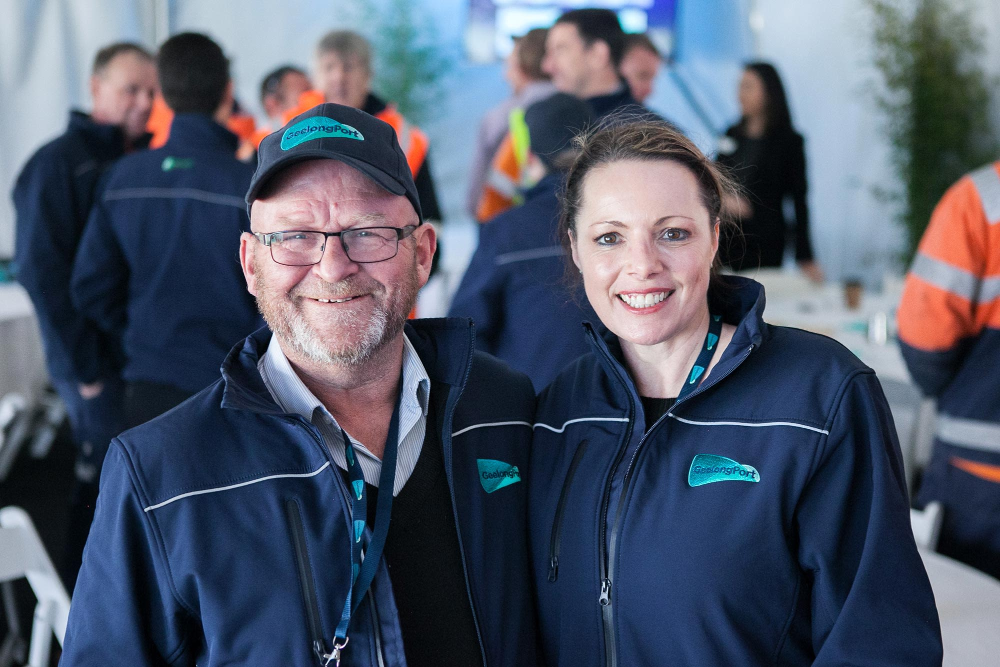 GeelongPort Brand Launch