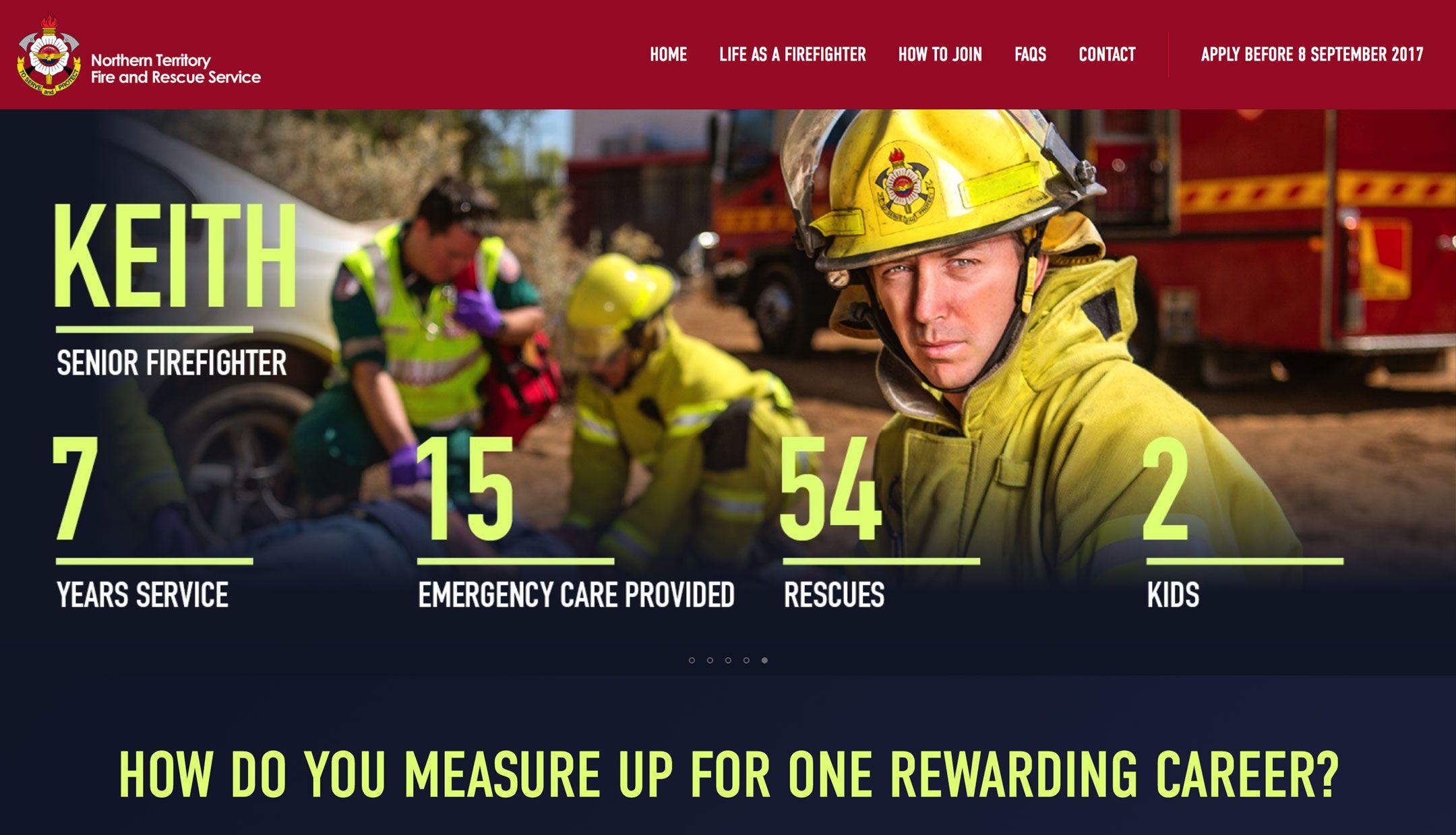 One Rewarding Career Website