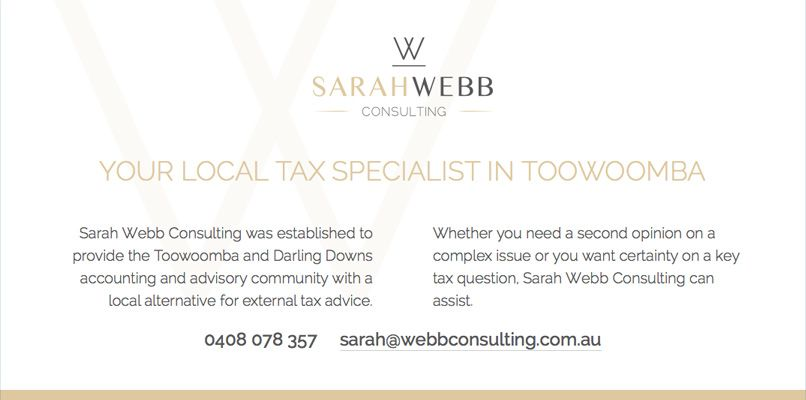 Sarah Webb Consulting
