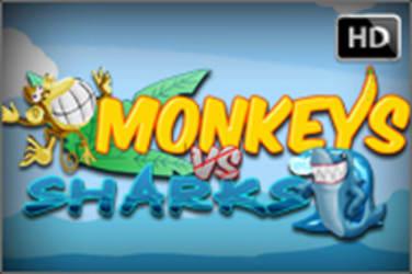 Monkey vs Sharks