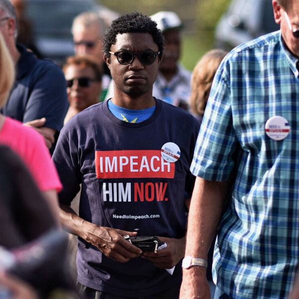 Tom and the People<br>Win: Need To Impeach