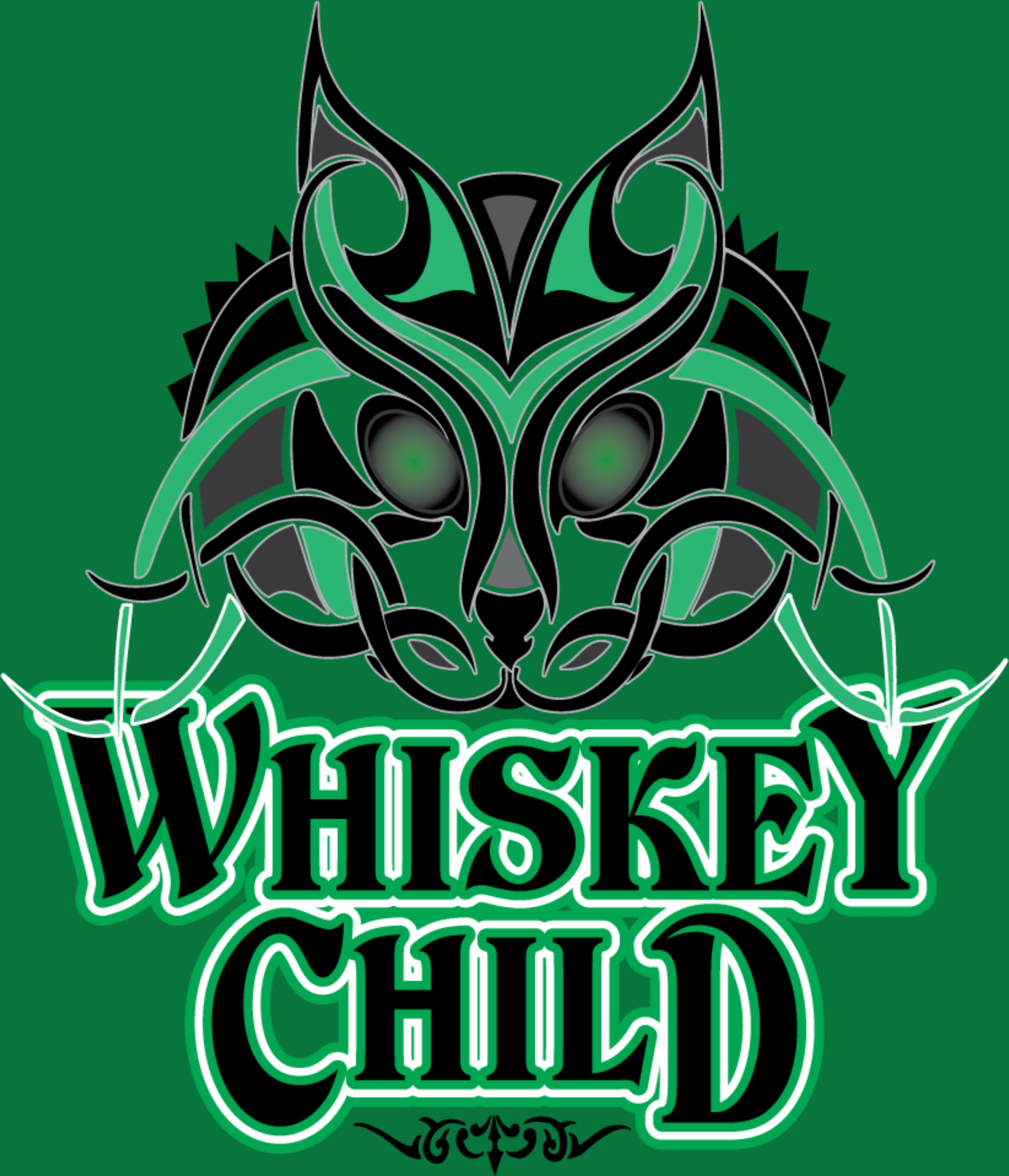 Whiskey child whiskey child   feline design by trey mcgriff 1473475577