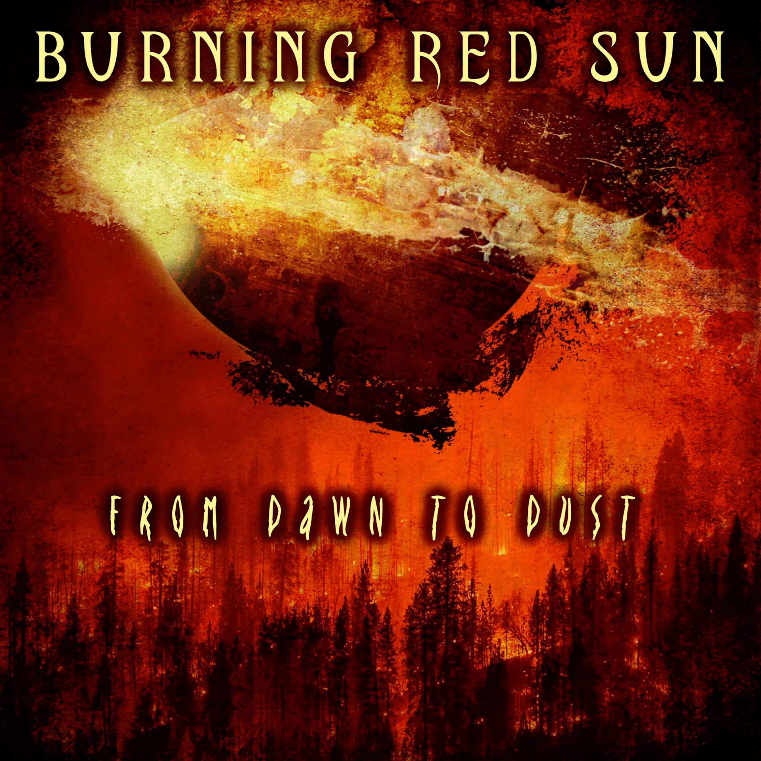 Burning red sun from dawn to dust  1491067850