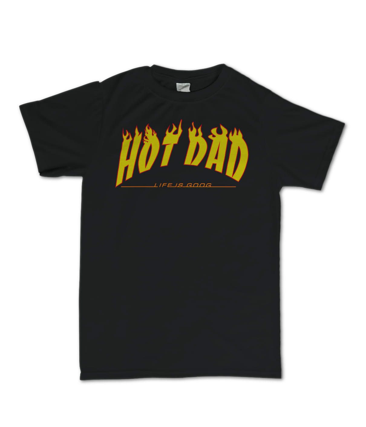 Hot dad thrash dad  black  1510525552