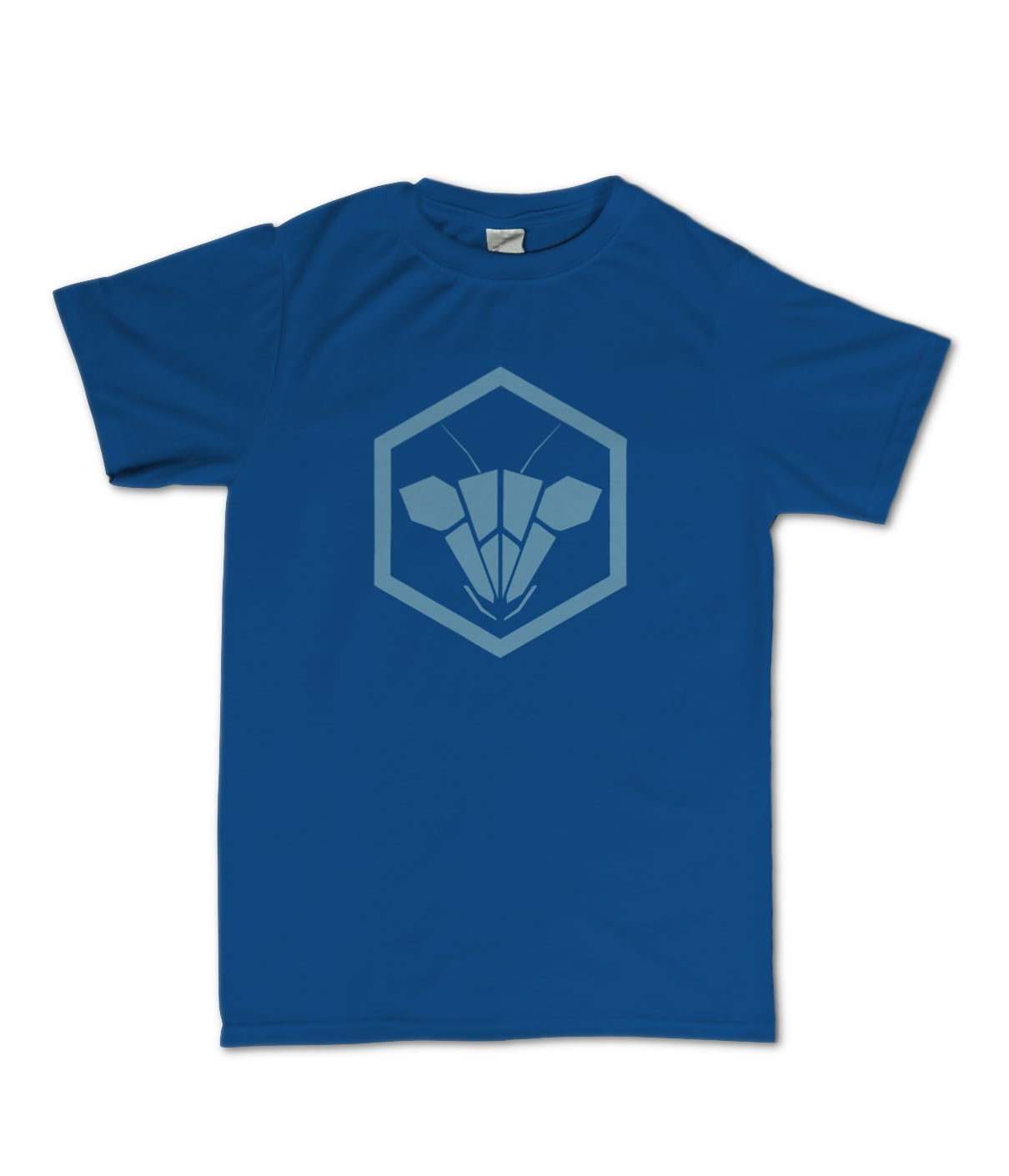 Woodpecking mantis woodpecking mantis logo blue  1482121440