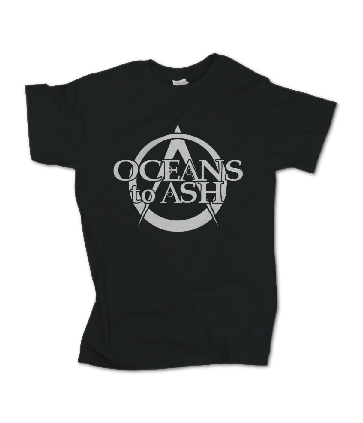Oceans to ash oceans to ash logo tee 1525191347