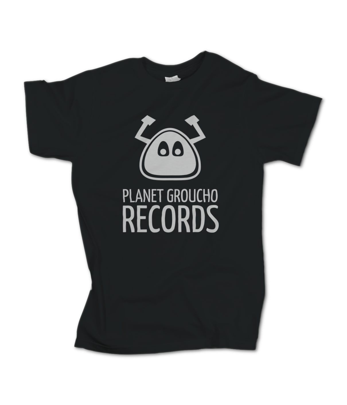 Planet groucho records planet groucho records logo tee a4geoc