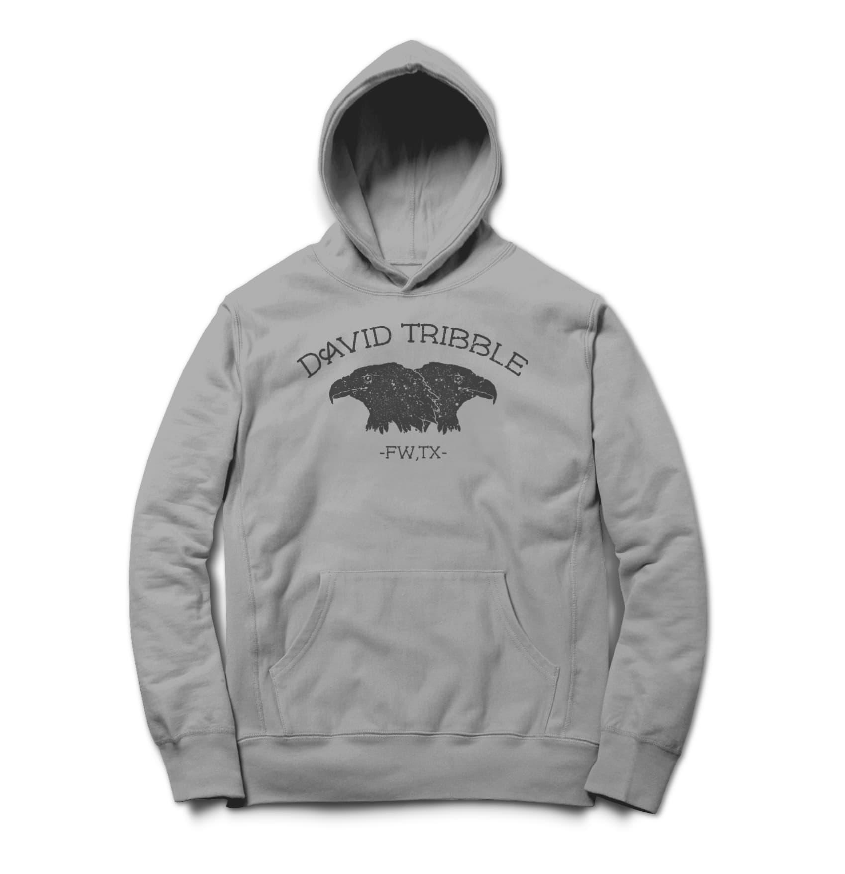 David tribble grey crow logo t fade 1531758865