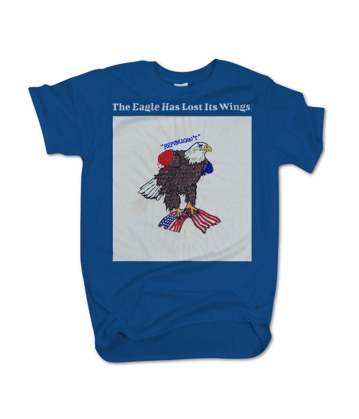 Matthew f  blowers iii the eagle has lost its wings   1505357501