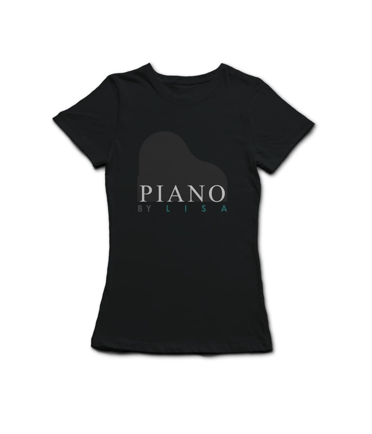 L t shirt black osaunc