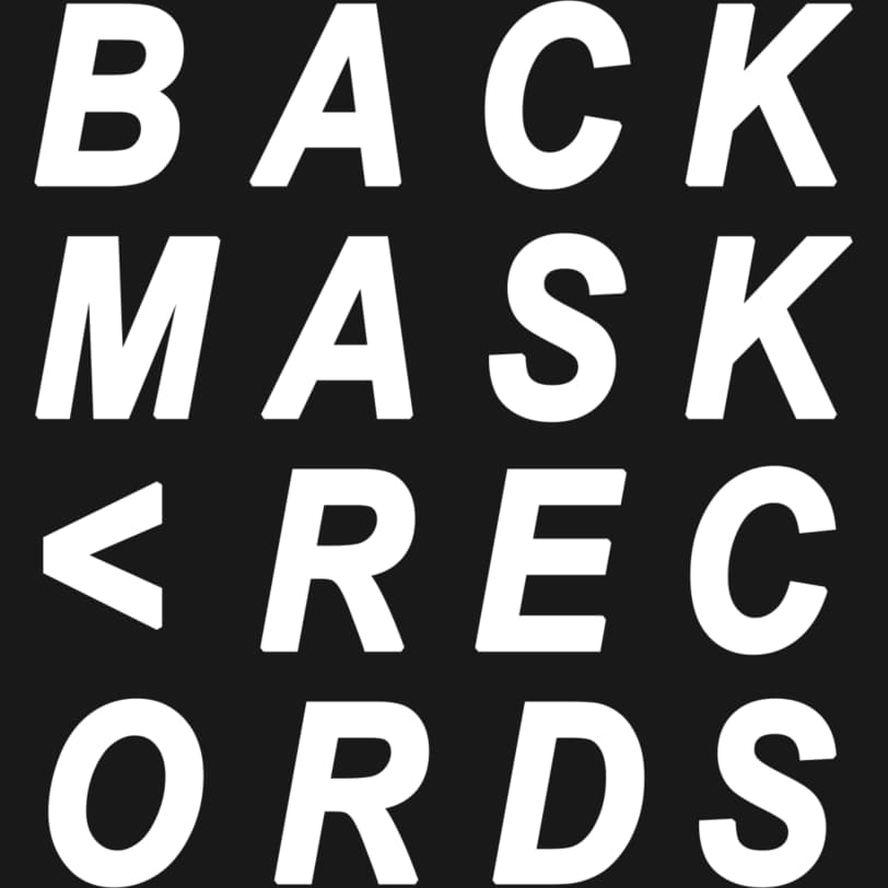 Backmask records logo backmask records logo 1528225757